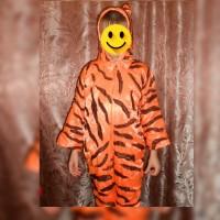 Продам або здам новорічний костюм на хлопчика тигринятко