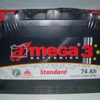 Акумулятор А-мега Стандарт 12В 60Аг 540А