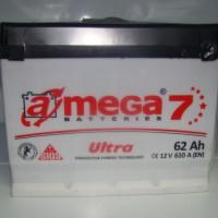 Акумулятор А-мега Ультра 12В 62Аг 610А